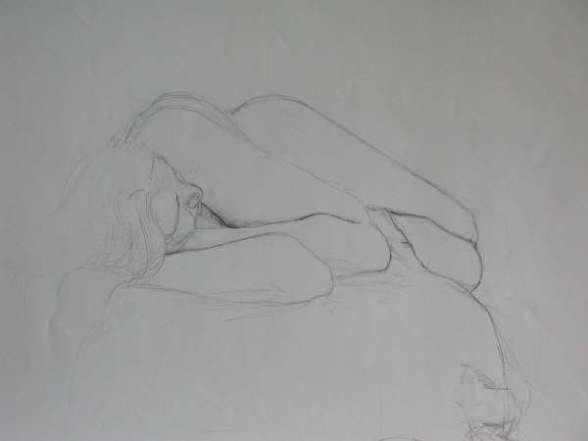 sleeping-sketch